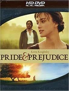 Pride and Prejudice (2005) [HD DVD]