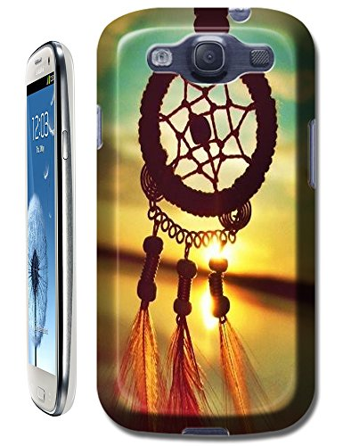 Phone Accessory Oil Paint Aeolian Bells Original Protective Color Print Hard Case Cover Back Cases For Samsung Galaxy S3 I9300 No.18