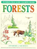 Forests (Peterson Field Guide Coloring Books)