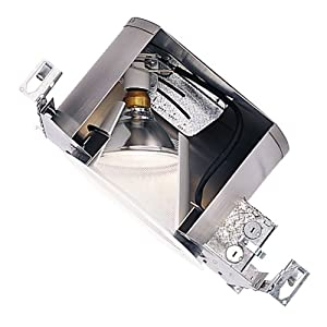 Halo Recessed H745ICAT 7 Inch Housing All Slope Ceiling IC Air Tite With 120