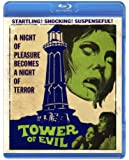 Tower of Evil [ Blu-Ray ] (Remastered Edition)