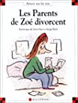 Parents de Zo� divorcent Les
