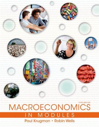 Macroeconomics in Modules (Macroeconomics In Modules compare prices)