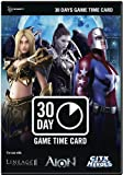 NCsoft Time Card - 30 Days (Boxed Product 2x15)