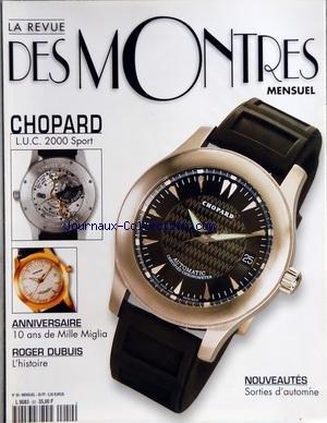 revue-des-montres-la-no-50-du-01-11-1999-chopard-luc-2000-sport-anniversaire-10-ans-de-mille-miglia-