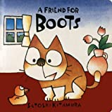 A Friend for Boots (0374324581) by Kitamura, Satoshi