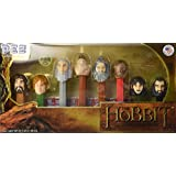The Hobbit An Unexpected Journey Pez Set with The Goblin King