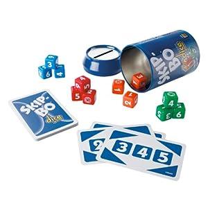 Skip-Bo Dice Game