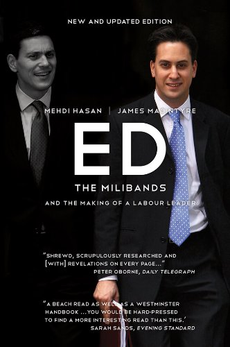 Ed: The Milibands and the making of a Labour leader