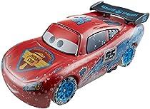 Disney/Pixar Cars Ice Racers 1:55 Scale Diecast Vehicle, Lightning McQueen