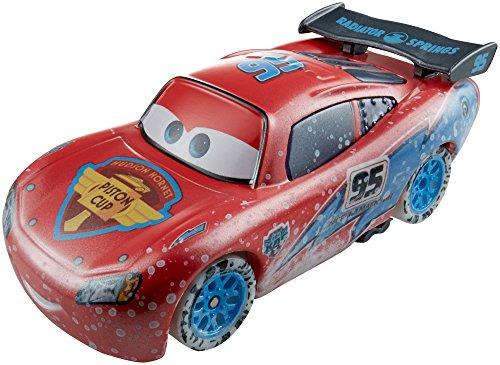 MATTEL Cars Ice Racers Diecast Saetta McQueen (1/2015) CDR25 CDR26