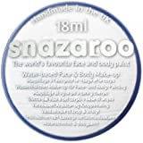 from Partyrama White Snazaroo Face Paint Model SZ1118000AMS-96377WhiteSMF-MkUp-A