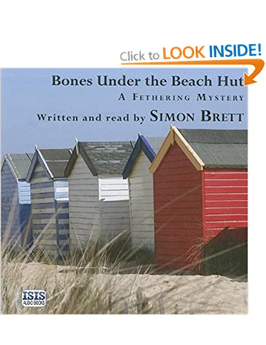Bones Under The Beach Hut (Fethering Mystery 12) - Simon Brett