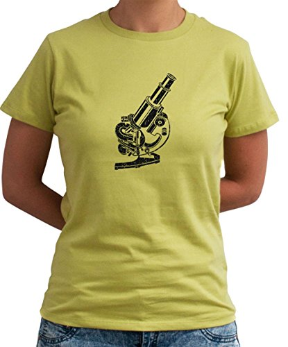 Microscope Women T-Shirt