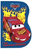 I Am Lightning McQueen (Disney/Pixar Cars) (Shaped Board Book)