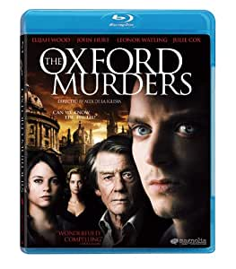 Oxford Murders [Blu-ray] [Import]