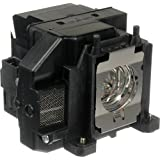 Electrified ELPLP67-ELE25 Replacement Lamp with Housing for ELPLP67 Epson Products
