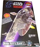 Star Wars Boba Fett's Slave I with Han Solo in Carbonite Image
