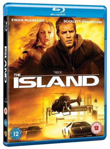 Остров / The Island (2005) BDRip 1080p