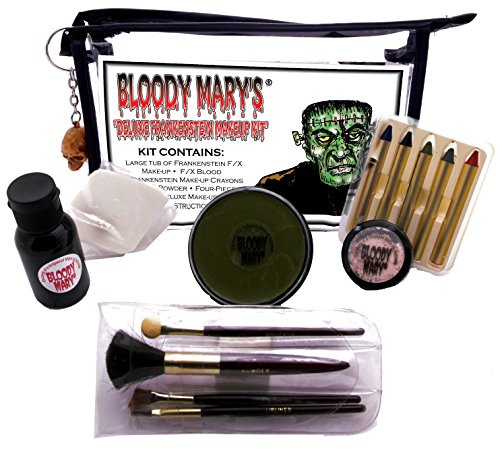 Bloody Mary Frankenstein Professional Undead Makeup Kit