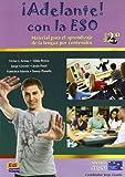 img - for Adelante con la ESO / Go ahead with ESO: Materiales para el aprendizaje de la lengua por contenidos. Niveles A1 y A2 / Materials for Language Learning ... Espanol / Spanish Methods) (Spanish Edition) book / textbook / text book