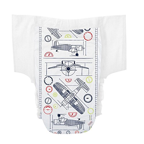 The Honest Company Training Pants (Airplanes, Size 3t/4t)