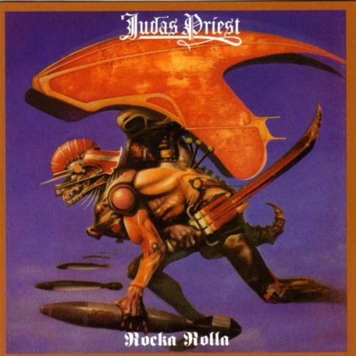 Judus Priest (1974) Rocka Rolla preview 0