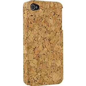 Case Mate Silver Snap Lisboa Cork Case for iPhone 4