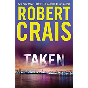 Taken by Robert Crais Hardcover Book