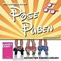 Pöse Puben Hörbuch von Holger Heckmann Gesprochen von: Andreas Gerlach