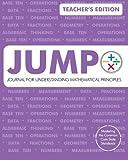 img - for JUMP: Journal for Understanding Mathematical Principles: Teacher's Edition: Grade 5 Teacher's Edition book / textbook / text book