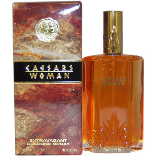 Caesars By Caesar's World For Women. Cologne Spray 3.3 Ounces