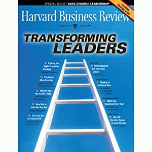 Harvard Business Review, January 2009 Periodical