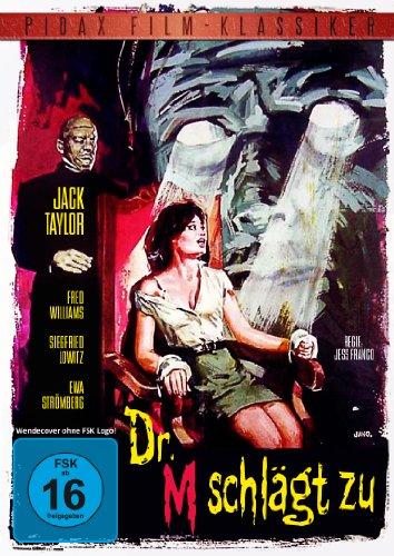 Pidax Film-Klassiker: Dr. M schlägt zu