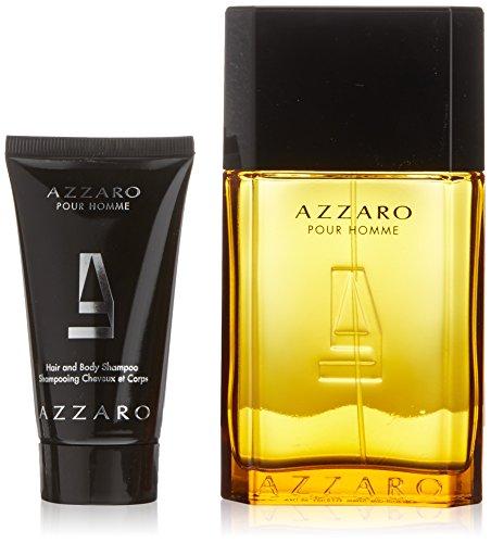 Azzaro 40-92898 Acqua di Colonia, Pour Homme, 200 gr