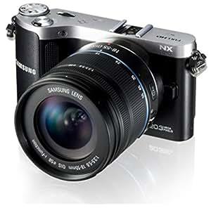 Samsung - EV-NX210ZSSBIT - FOTOCAMERA DIGITALE OTTICHE INTERCAMBIABILI WI-FI CMOS APS-C 20.3M 3 AMOL