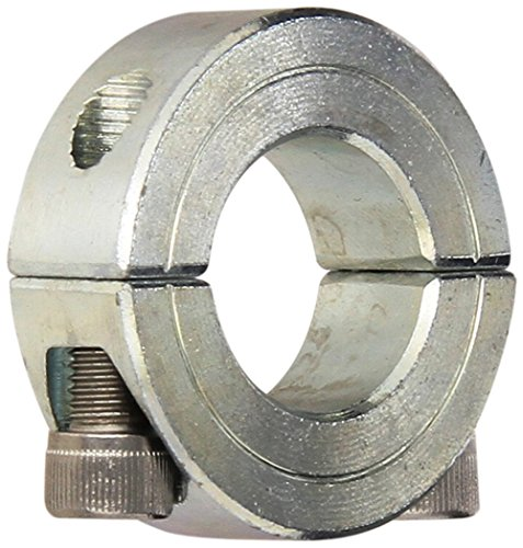 Climax metal products c z two piece clamping shaft