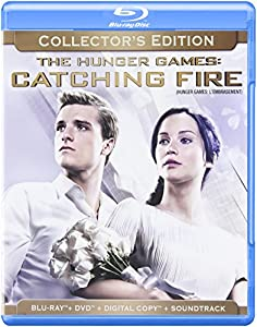 The Hunger Games: Catching Fire (Collector's Edition) [Blu-ray + DVD + Soundtrack]