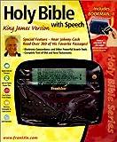 Franklin Holy Bible KJB-1840 Electronic King James Bible