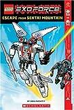 Escape From Sentai Mountain (LEGO) Exoforce #1 (0439828082) by Farshtey, Greg