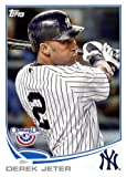 2013 Topps Opening Day Baseball Card # 150 Derek Jeter New York Yankees