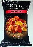 TERRA Bruschetta Vegetable Chips, Tomato & Garlic, 16 Ounce Bag