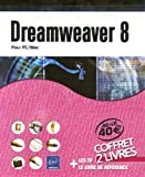 echange, troc Christophe Aubry - Dreamweaver 8 : Pack 2 volumes