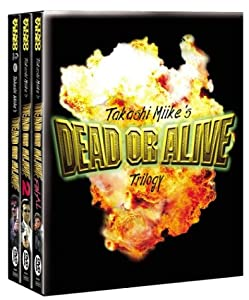 Dead or Alive Trilogy (3pc) (Widescreen Sub)