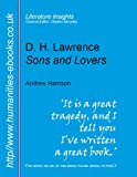 D. H. Lawrence: 'Sons and Lovers' (Literature Insights)