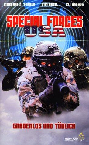 Special Forces USA - Gnadenlos und tödlich [VHS]