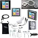 Everydaysource® Compatible with Apple® iPod® nano® 7th Generation Snap-on Slim Case, Clear
