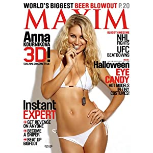 3-Year Maxim Subscription