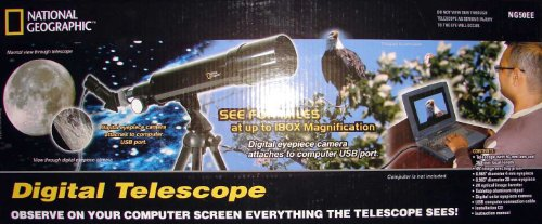 National Geographic Digital Telescope