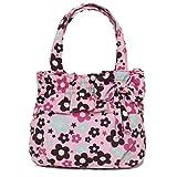 MAINLYCOR CHB880420C5 New Style Canvas Sweet Lady Women's Handbag,Cylindrical Fold Package